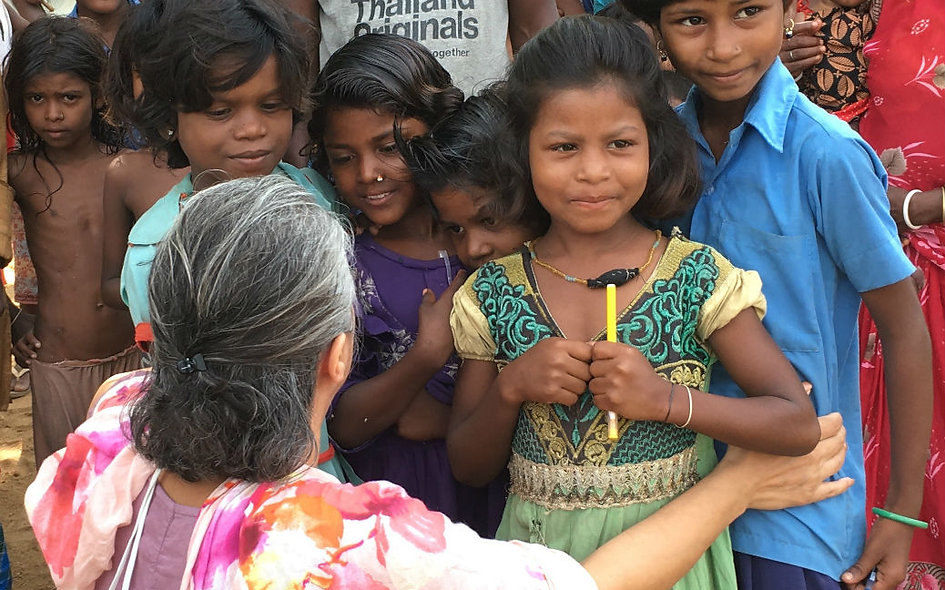 Precious children of State of Bihar, India