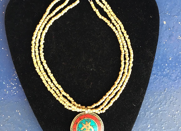 Om Necklace - Custom Designed for Client