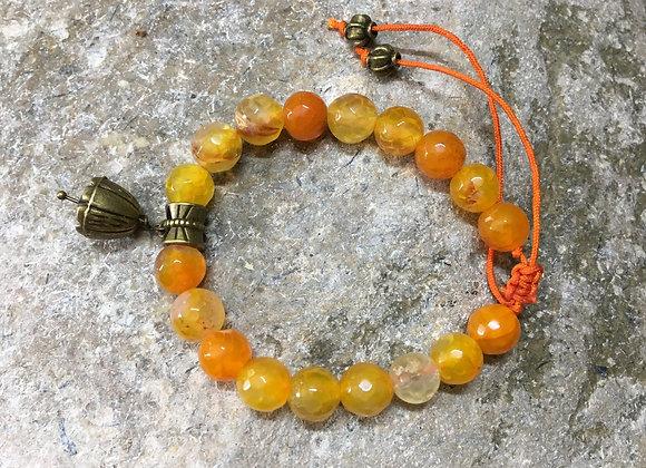 Bell Flower Bracelet