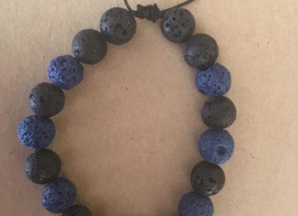 Volcanic Stone Bracelet