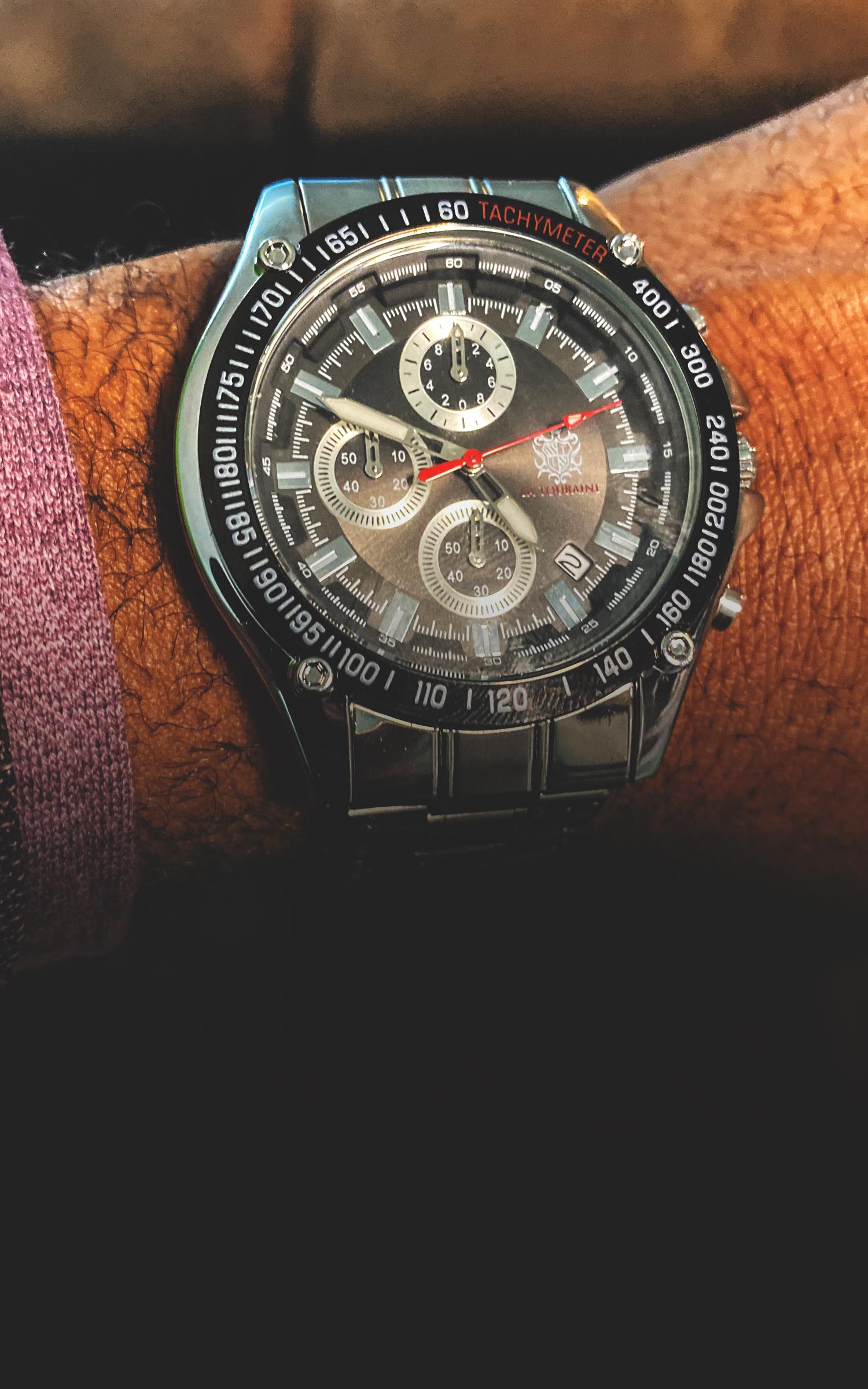 Get Your La Touraine Watch