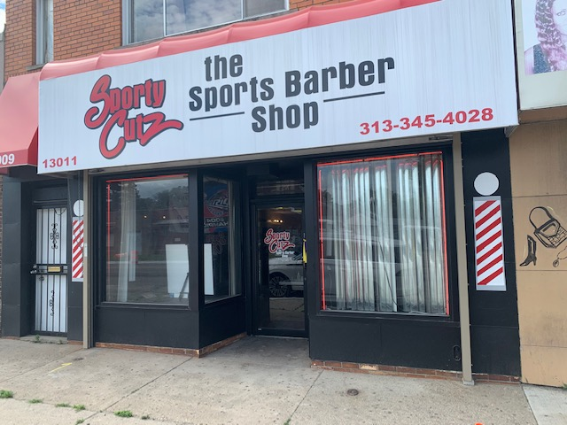 SPORTY CUTZ Barber Shop