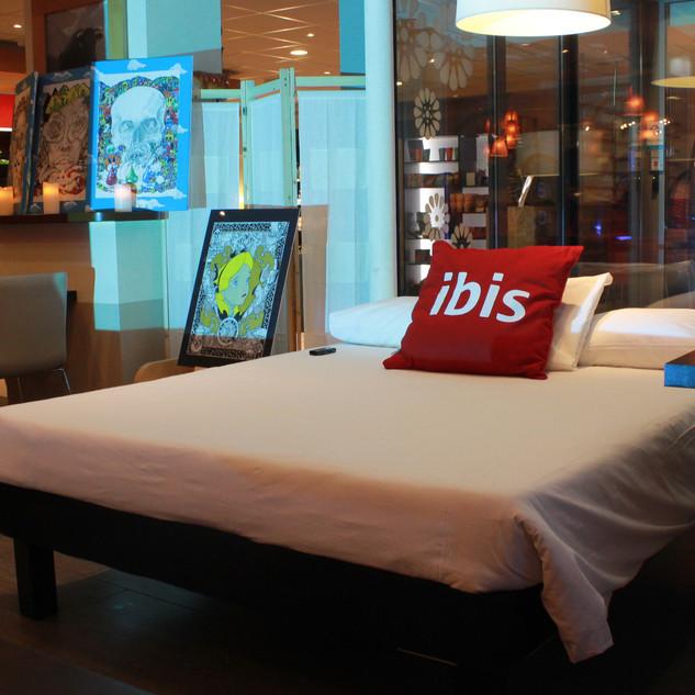 Pillowcase Artistes Lausanne