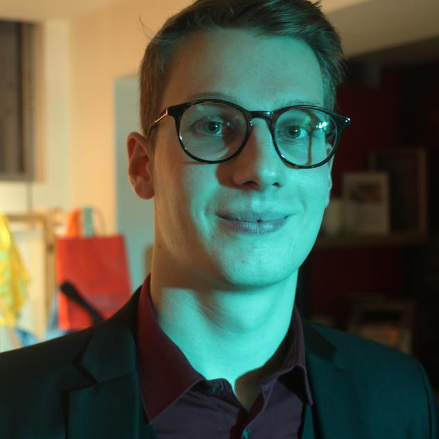 Julien Borel, magicien