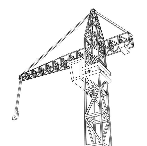 crane-construction-equipment-industry-ve