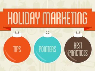 Marketing With Social Media During the Ho-Ho-Holidays