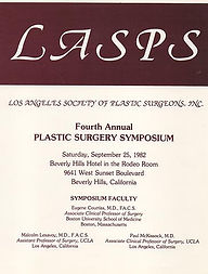 Los Angeles Society of Plastic Surgeons