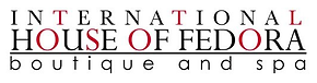 International House of Fedoras Main Logo Header