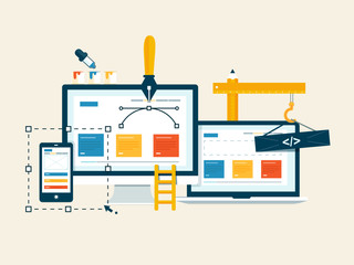 Effectively Guiding Users Through a Site By Means of Design