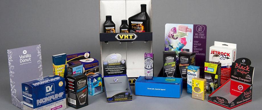 Custom Packaging