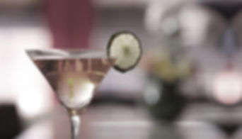 Sinpolitan Comso with Sin Vodka