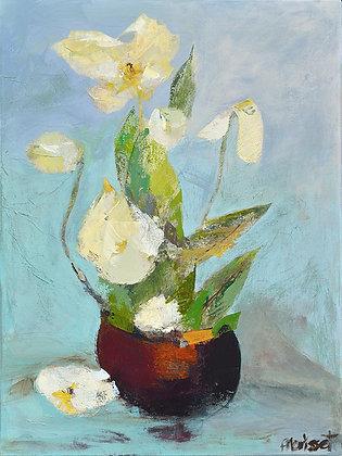 Bouquet glacé