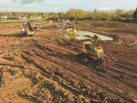 Avonmouth progress report update