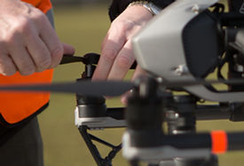 Drone flight checks Bristol UK