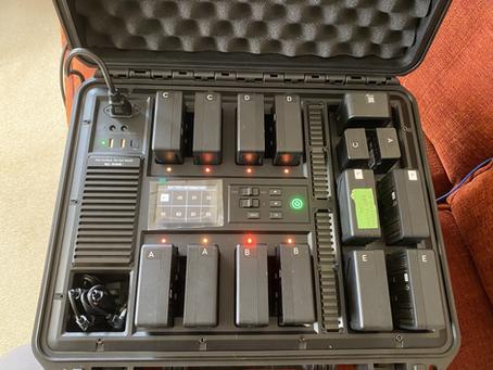 DJI TB50 Battery Manager