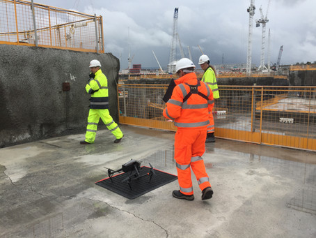 Hinkley Point C Nuclear Construction Site update 13 June 2019