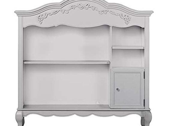Aurora Bookcase in Akoya Grey Pearl