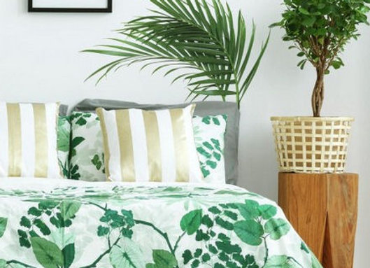 Roommates Palm Leaf Peel and Stick Wall Decals
