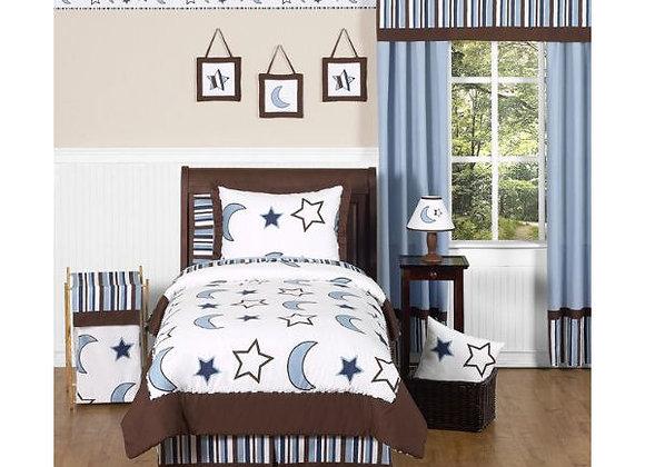 Sweet JoJo Designs Stars and Moon Bedding Set