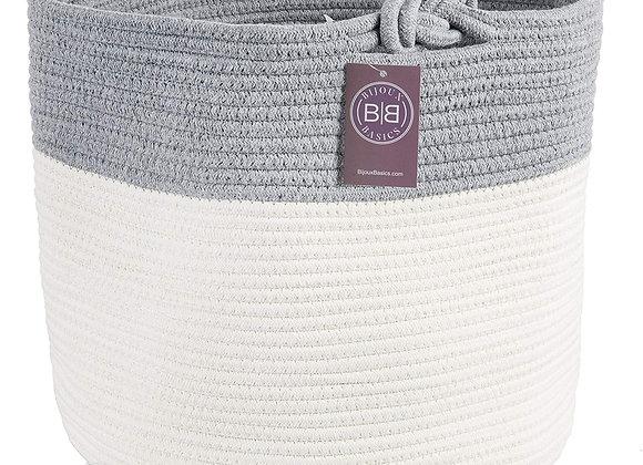 100% Cotton Rope Storage Basket