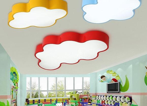 Clouds LED Flush Mount Ceiling Light