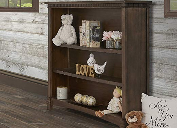 Cheyenne and Santa Fe Bookcase in Antique Bronze