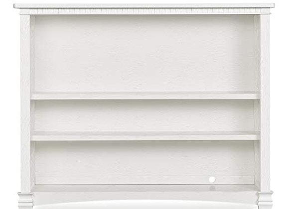 Cheyenne and Santa Fe Bookcase in Brush White