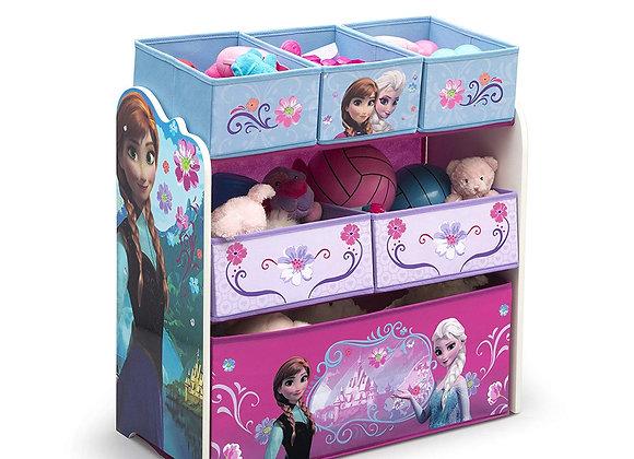Disney Frozen Toy & Book Storage Bins