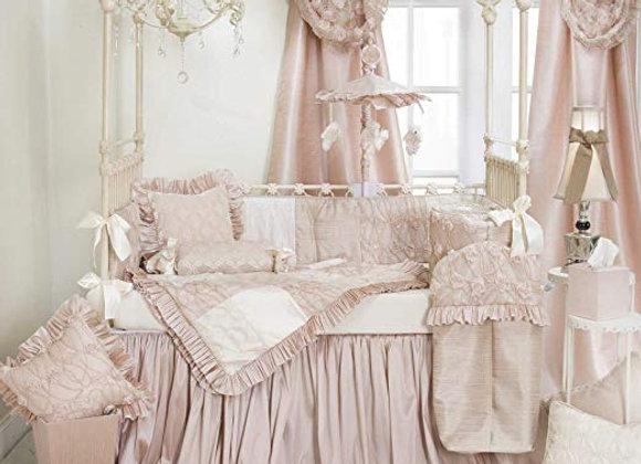 Glenna Jean Paris 4 Piece Crib Set