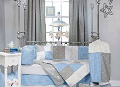 Glenna Jean Starlight 4 Piece Crib Set