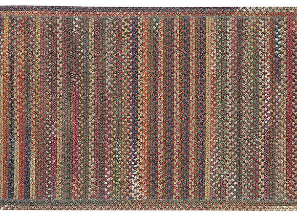 Capel Braided Kill Devil Hill Cross Sewn Rectangular Braided Rug