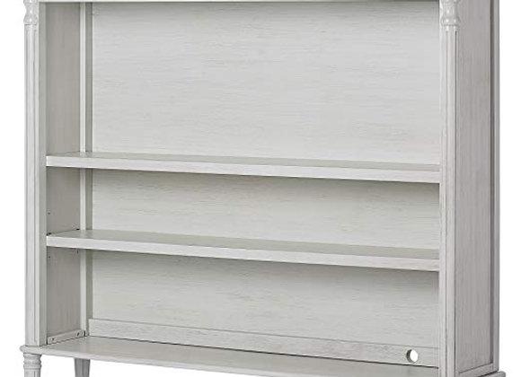 Julienne Bookcase in Antique Grey Mist