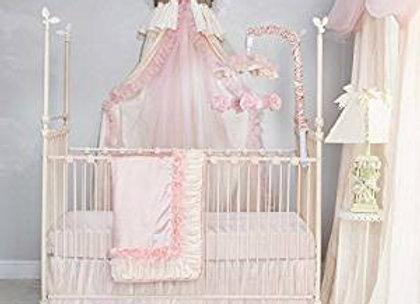 Glenna Jean Anastasia 3 Piece Crib Set