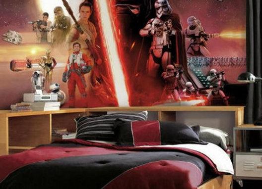 Star Wars The Force Awakens Surestrip Wall Mural 10.5' x 6'