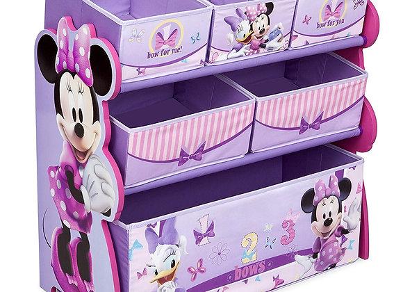 Disney Minnie Mouse Storage Bins
