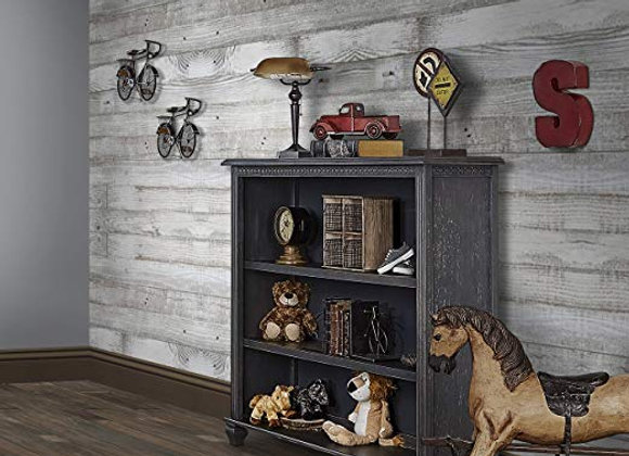 Madison Bookcase in Weather Gray