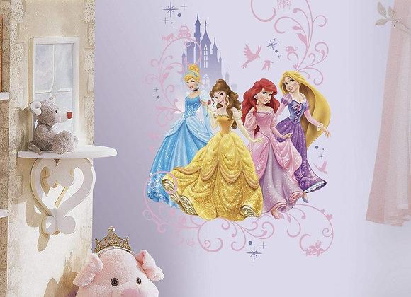 Disney Princess Wall Graphix RMK2799TB Decal