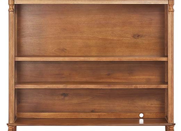 Julienne Bookcase in Weather Natural Finish