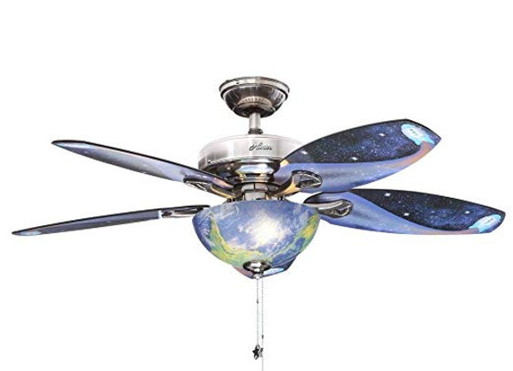 """Hunter Space Discover 48"""" Ceiling Fan"""