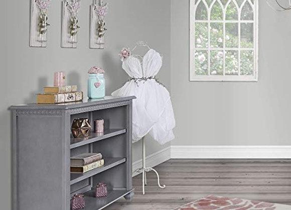 Madison Mini Bookcase in Storm Gray
