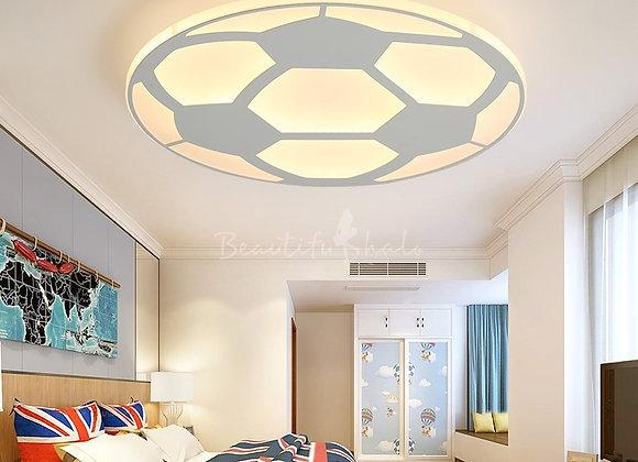 Soccer LED Flush Mount Ceiling Light
