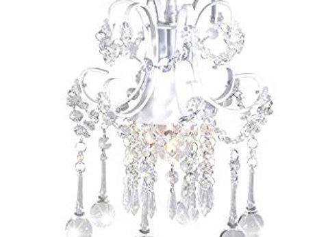 Mini Crystal Pendant Chandelier