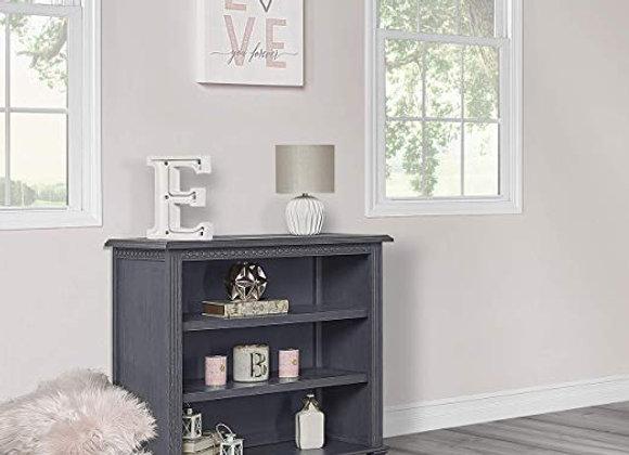 Madison Mini Bookcase in Weather Gray