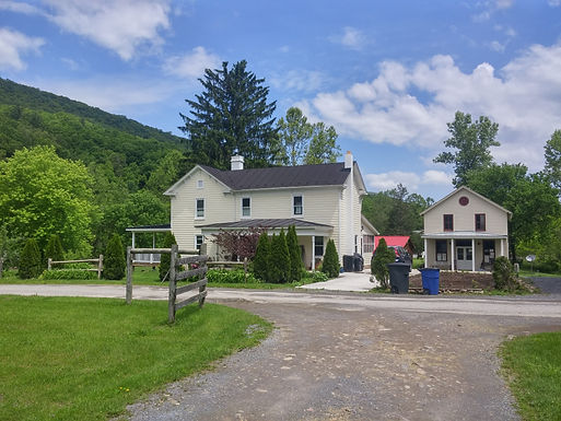 The Farmhouse and General Store at Peru
