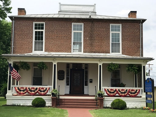 Miss Lizzie's House