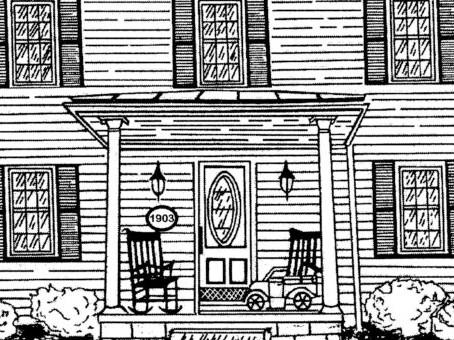 2021 Tile House: The Jacob Teets House