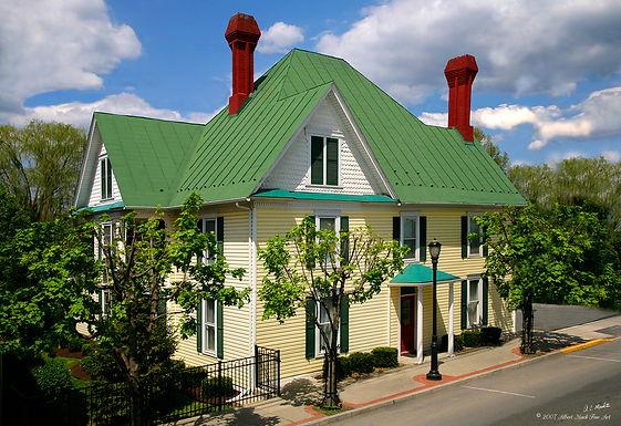 Judge Muntzing House