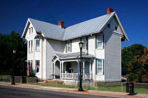 The Dodd House