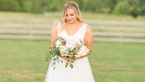 Austin + Courtney   A Classic Wedding at Misty Mountain   Fisher, West Virginia