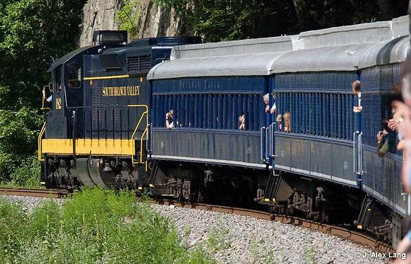 Train Ride Excursion
